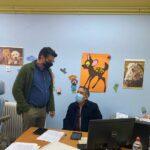 Επίσκεψη Λέντζα στο ΚΥ Βάρδας