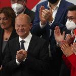 """Γερμανία: Σε μετεκλογικές """"ωδίνες"""" για τον σχηματισμό κυβέρνησης – Οριστική η επικράτηση Σολτς"""