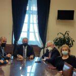 Συνάντηση Αυγερινοπούλου, Διγαλάκη, Ανδριανού και Αλεξοπούλου με τον Βορίδη για την πρόσληψη επιπλέον εκπαιδευτικών